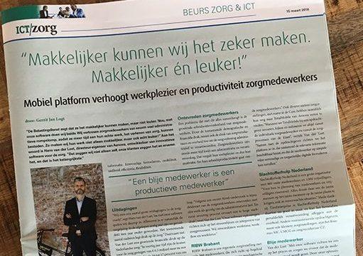 Interview met Hans van der Last